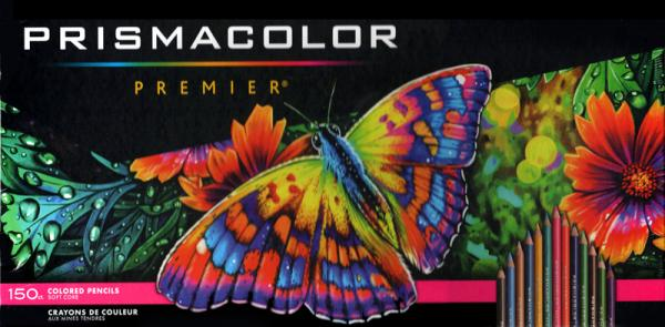 Prismacolor Premier   Set mit 150 Farbstiften
