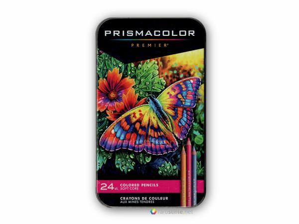 B-Ware | Prismacolor Premier | Set mit 24 Farbstiften