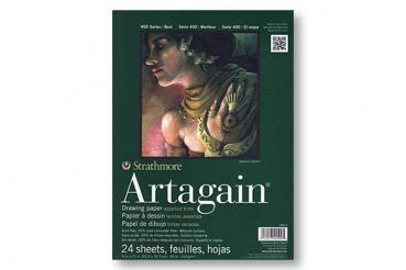 Strathmore 400 Artagain farbig | ca. 23 x 30 cm