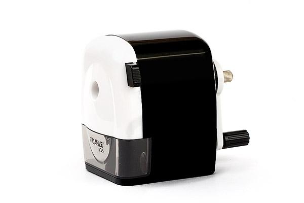 Hand Cranked Pencil Sharpener Dahle 133 black/white