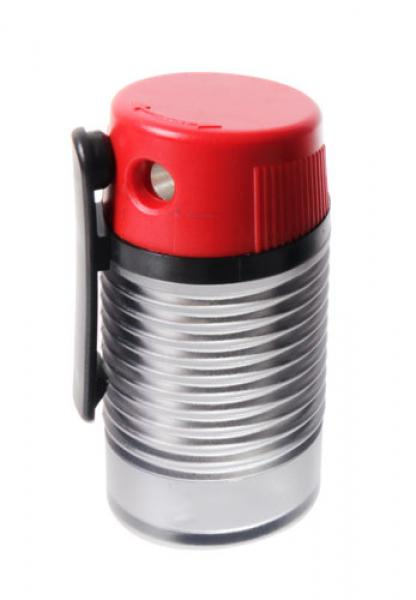 "Canister sharpener Dahle 53466 ""SPITZFIX"" - red"