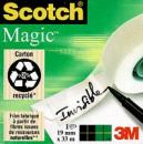 3M Scotch Magic Tape Invisible 810 (unsichtbar), große Rolle